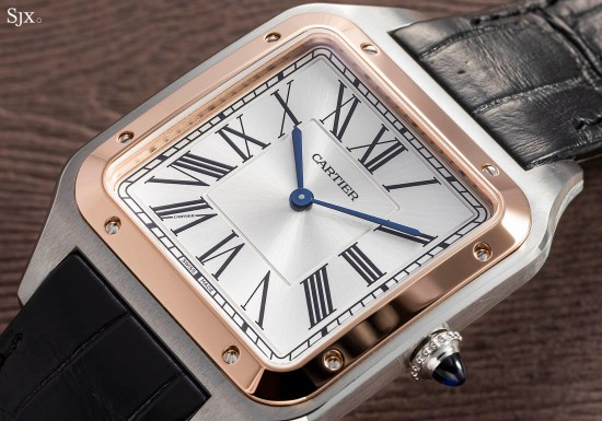 Cartier launches new mechanical Cartier Santos-Dumont XL watch