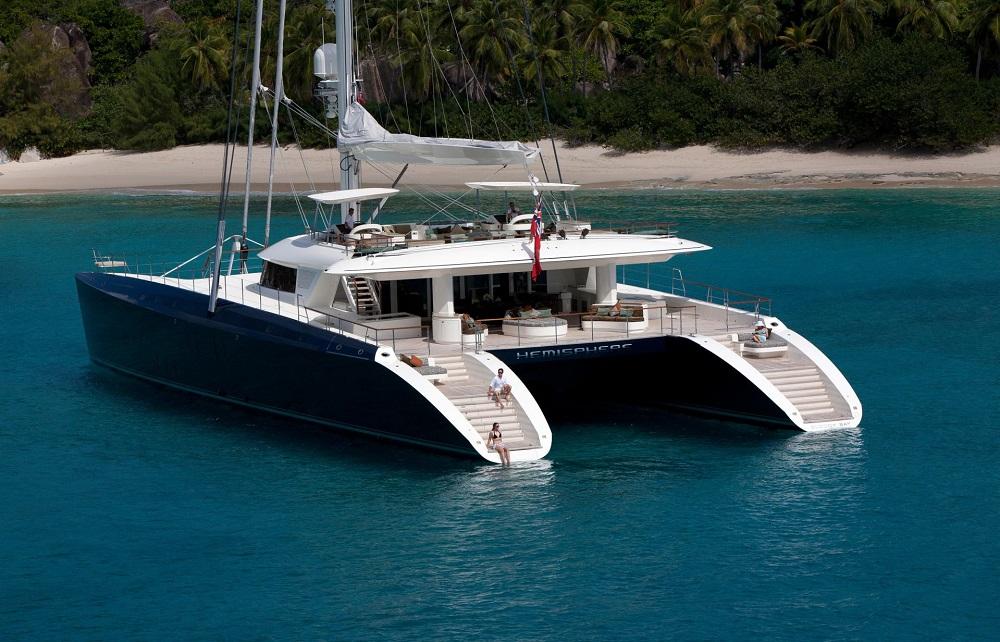 hemisphere yacht charter concierge service