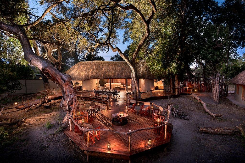 Khwai Bushcamp Suite Okavango Delta Botswana--