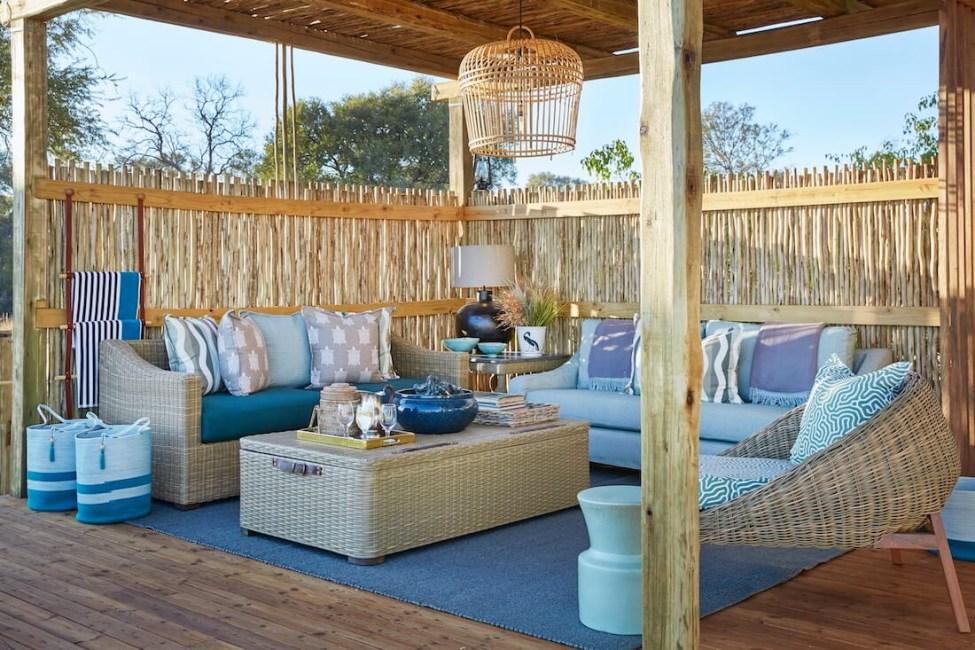Tuludi Camp Suite Okavango Delta Botswana