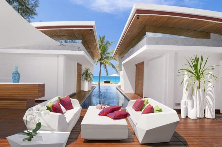 Iniala Beach House, Iniala Penthouse, Phang Nga Thailand