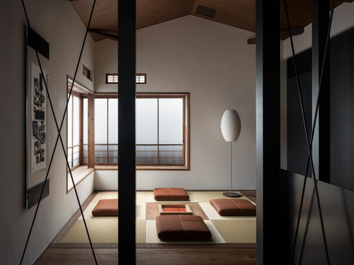 Trunk House, Tokyo, Japan-Designed with Style