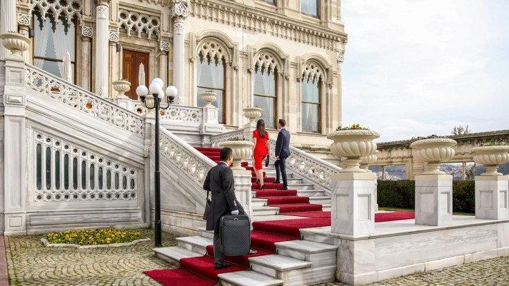 Luxury Ciragan Palace Kempinski Istanbul-Fell Like Royalty