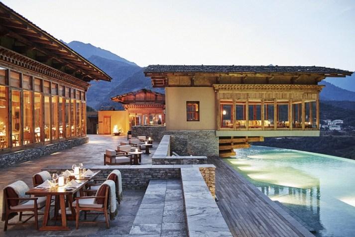 Luxury Hotel Six Senses Bhutan- Vivid Himalayan Kingdom