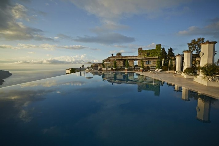 Belmond Hotel Caruso Ravello-Drifting Between the Water and the Sky