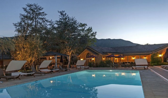 Bernardus Lodge & Spa Carmel Valley USA