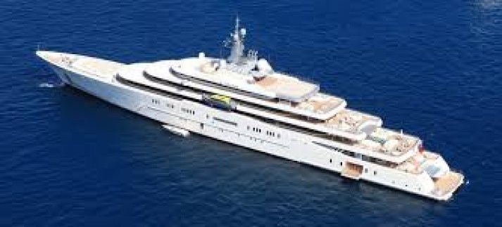 Eclipse, the Superyacht