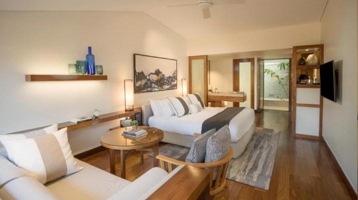 Intercontinental Hayman Island Resort One Bedroom Pool Ocean View Suite