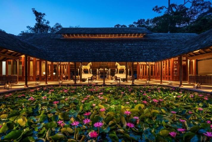 Datai Langkawi Resort Malaysia-Vanishing Into the Nature