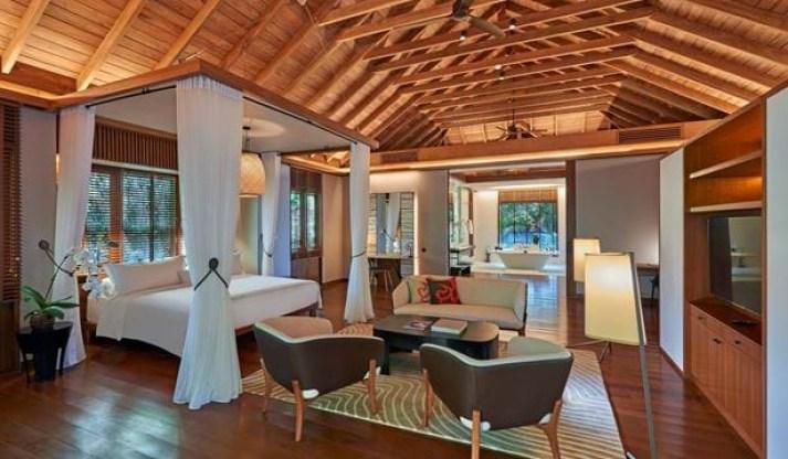Datai Langkawi Resort Canopy Suite
