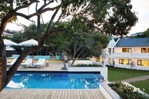 The Old Rectory Hotel and Spa Plettenberg Bay South Africa
