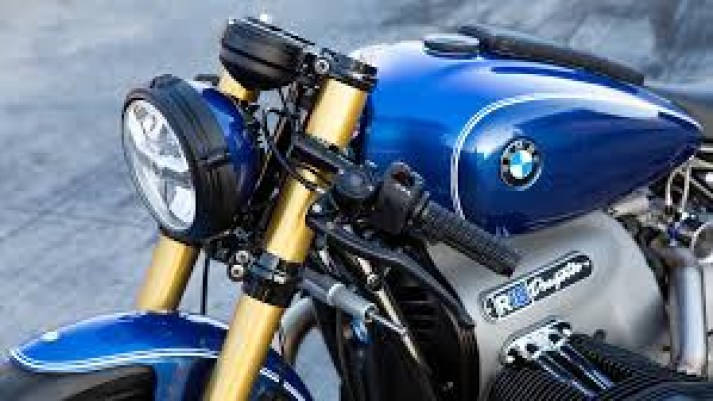 BMW Motorrad and Roland Sands- A New Redesigned R18