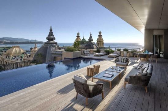 Hotel de Paris Monte Carlo Monaco
