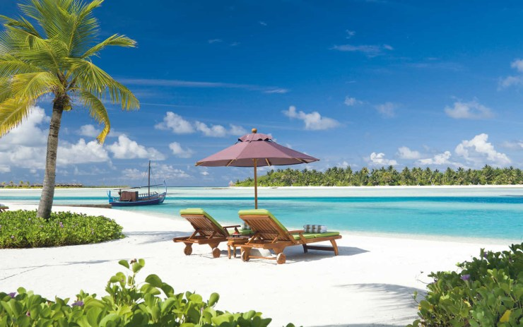 Luxury Naladhu Private Island Maldives