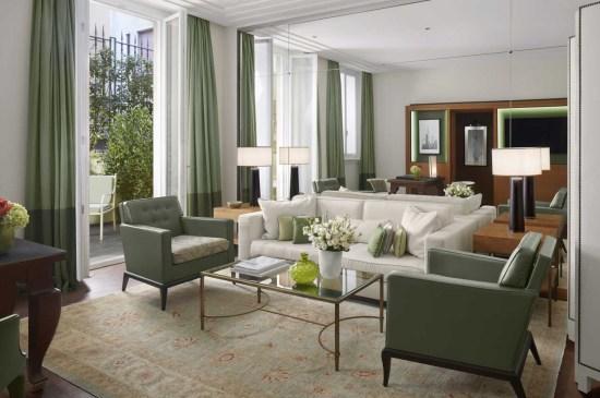 Four Seasons Hotel Milano Italy