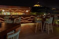 Grande Bretagne Roof Garden Restaurant