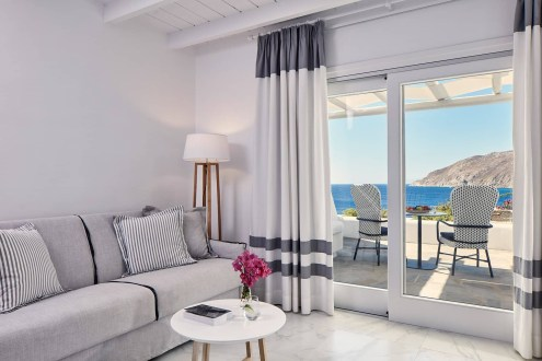 Archipelagos Luxury Hotel Mykonos Greece