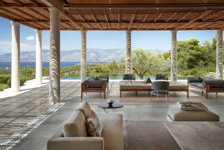 Luxury Hotel Amanzoe Kranidi Greece
