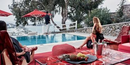 Myconian Ambassador Relais & Châteaux Hotel Mykonos Greece