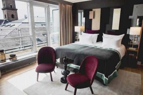 Hotel Skt Petri Copenhagen Denmark