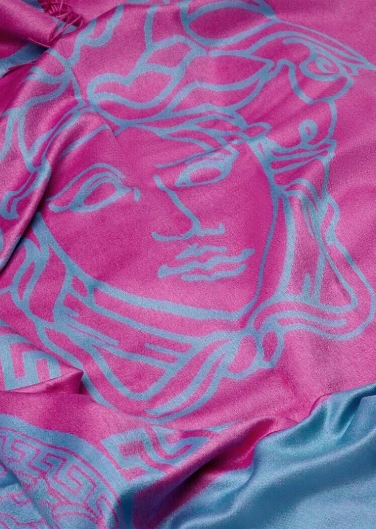 Versace's Greca Blanket belongs to the deluxe fashion