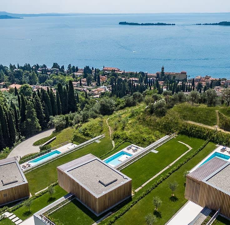 Villa Eden Gardone - Design dream In the land where the lemons bloom