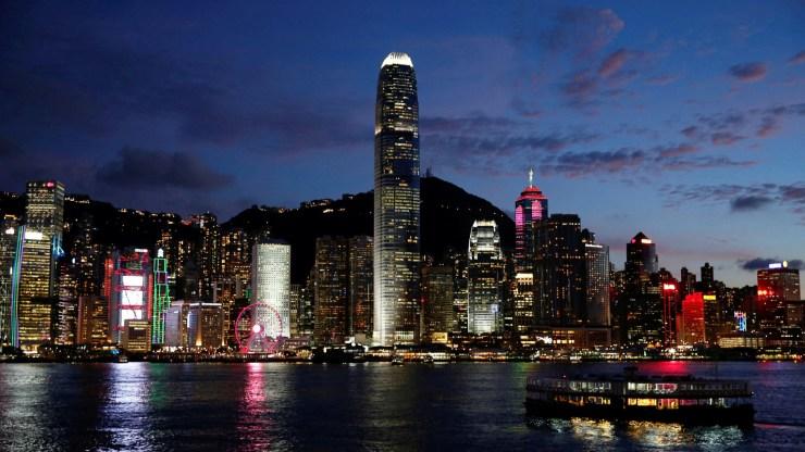 Hong Kong-Enjoy the Flavors