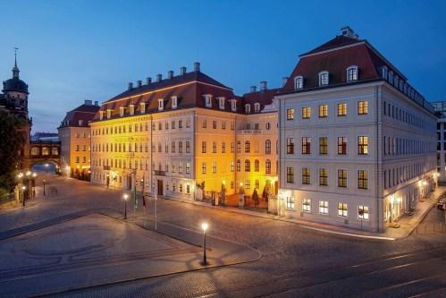 Luxury Hotel Taschenbergpalais Kempinski Dresden