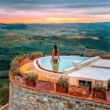 Castello di Velona Resort Thermal SPA and Winery Montalcino