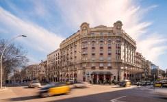 Luxury Hotel El Palace Barcelona
