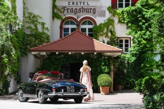 Luxury Hotel Castel Fragsburg Merano