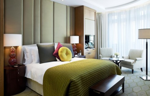 Luxury Corinthia Hotel