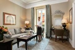 Luxury Hotel De La Ville Rome