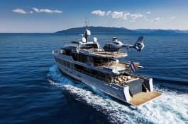 47m Diana R.50 concept superyacht