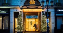 Luxury Hotel Park Hyatt Paris