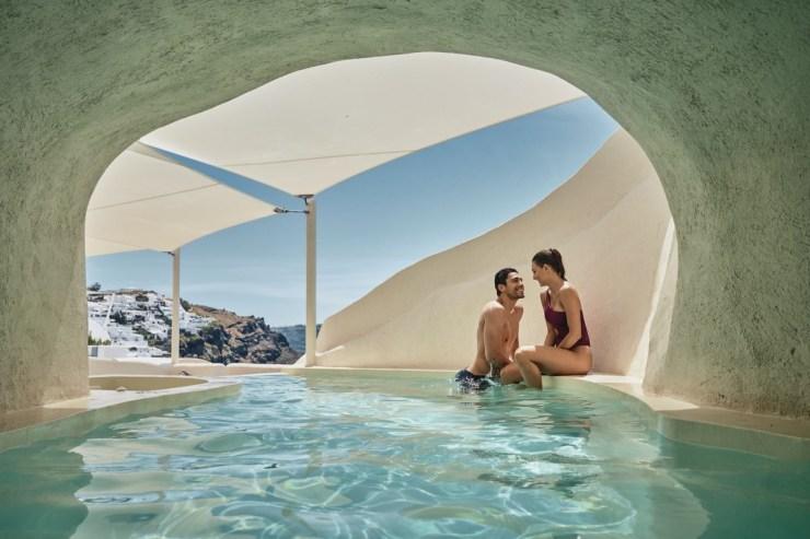 Luxury Hotel Mystique Santorini Greece