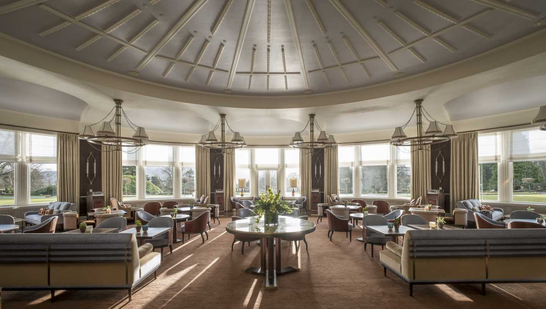 Luxury Hotel The Gleneagles