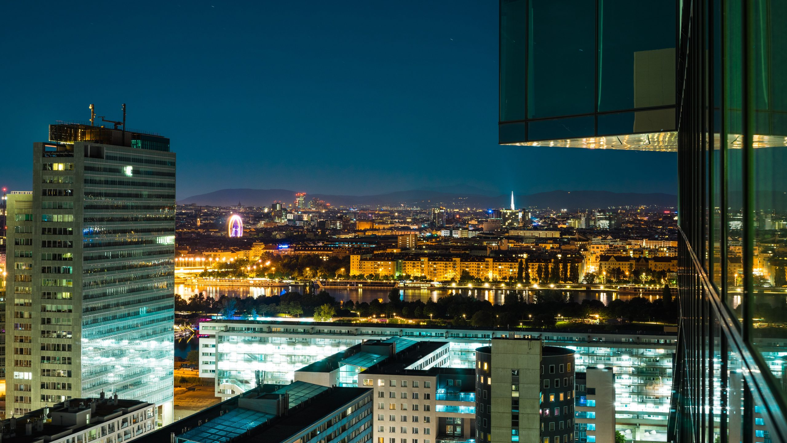 Vienna-the Mix of Modern and Traditional