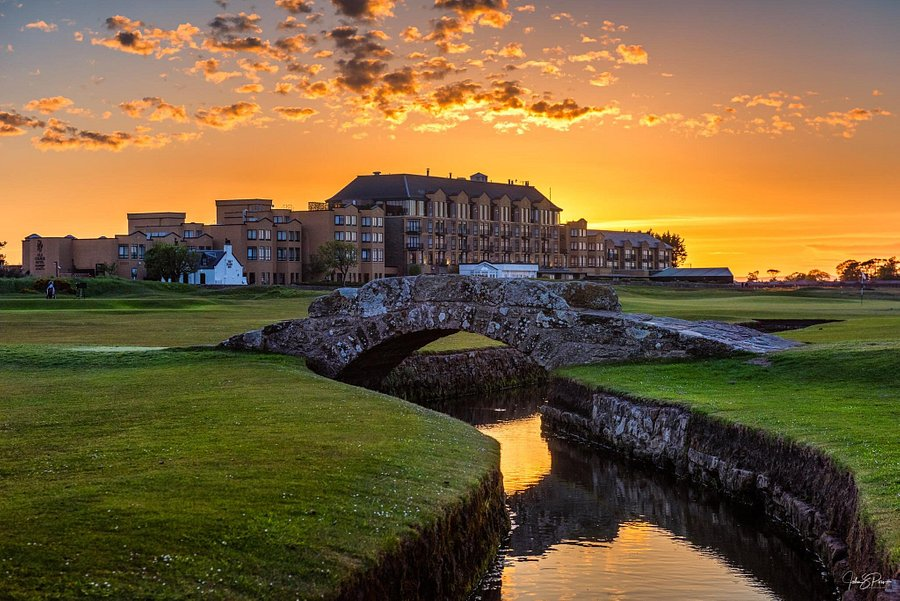 Luxury Hotel Old Course Hotel