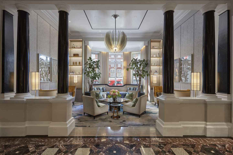 Luxury Hotel Mandarin Oriental