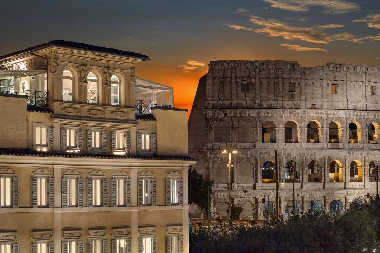 Luxury Hotel Palazzo Manfredi