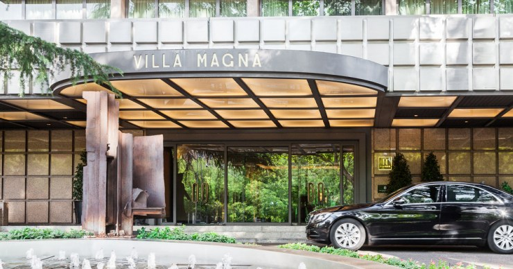 Rosewood Villa Magna-Opening in Fall 2021