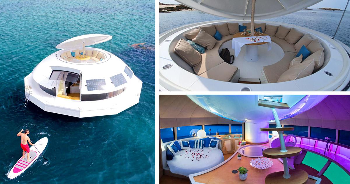 Bespoke Anthénea Floating Condos for Your New Aqua Adventure