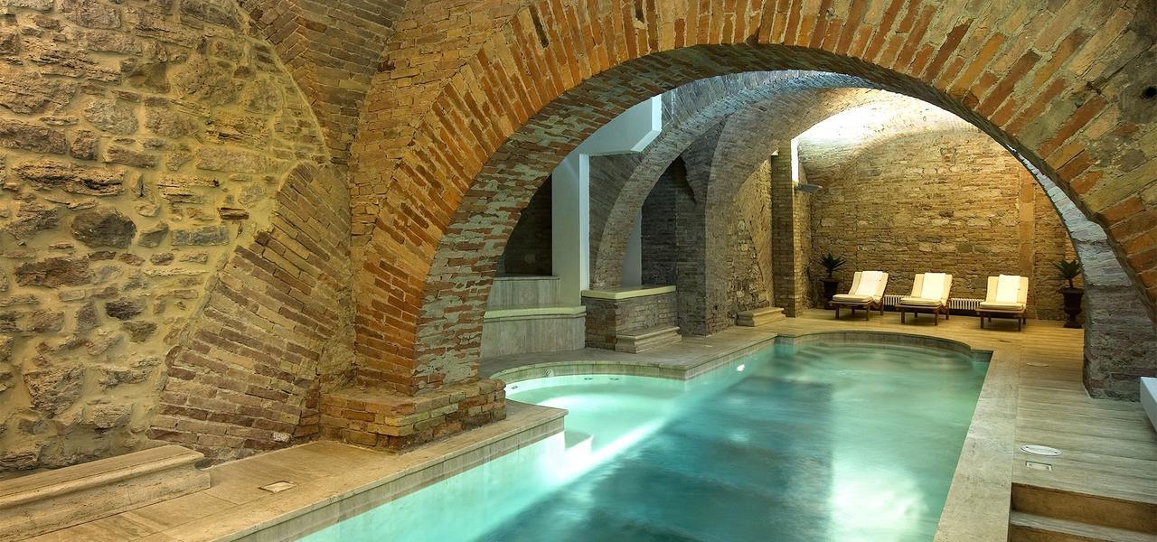 Luxury Hotel Sina Brufani Perugia