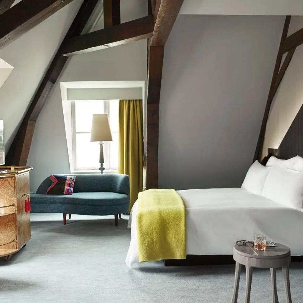 Luxury Hotel Pulitzer