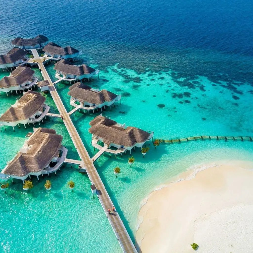 Centara Grand Island Resort & Spa South Ari Atoll