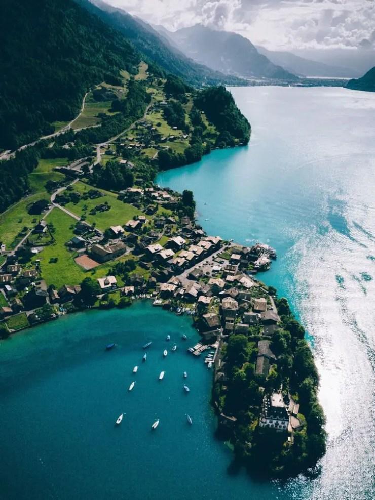 Luxury Hotels Switzerland