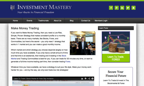 Investment Mastery