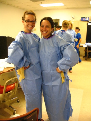 Elizabeth Dryden, surgery PA with Eve Massarsky Primary Care PA