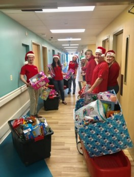 Florida Academy of Physician Assistants Toy Drive